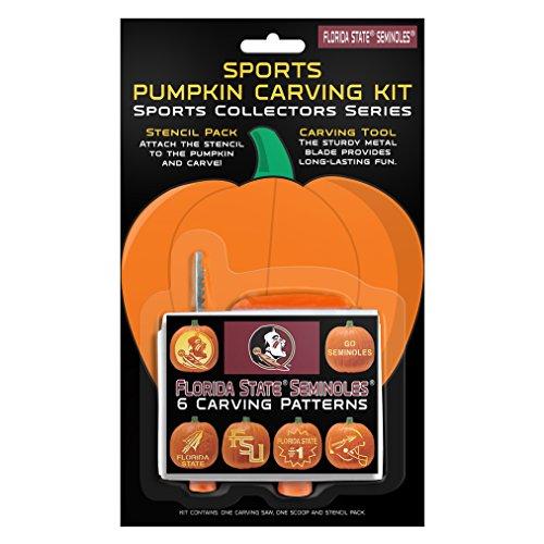 NCAA Florida State Seminoles Pumpkin Carving Kit