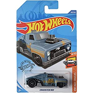 Hot Wheels Erikenstein Rod 165/250...