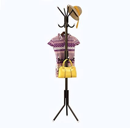 LWF Perchero Perchero Metal Coat Rack 12 Hooks Moderno y ...
