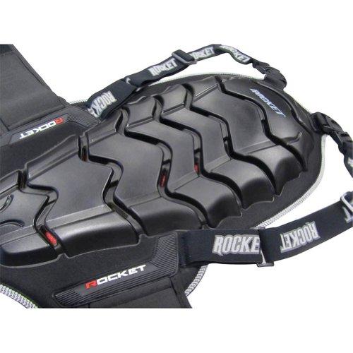 Joe Rocket Speedmaster 2.0 Adult Back Protector Sports Bike Motorycle Body Armor - Medium