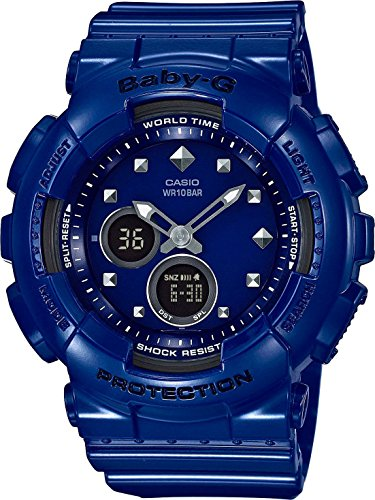 G-Shock BA-125 Series Navy - Navy / One Size