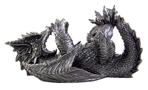 Gothic Dragon Wine Bottle Holder 6 3/4 Inch by Dragon Wine Display (Image #4)