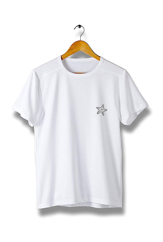Y122 Modern Cool Tees for Men Kilsd Starfish Water T-Shirt