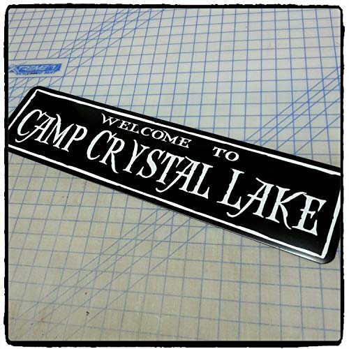 Montree Shop Welcome to Camp Crystal Lake (Friday The 13th) 6