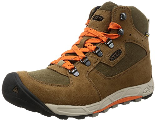 da Stivali Passeggio KEEN Brown Waterproof Westward Mid 7Rxwpfq