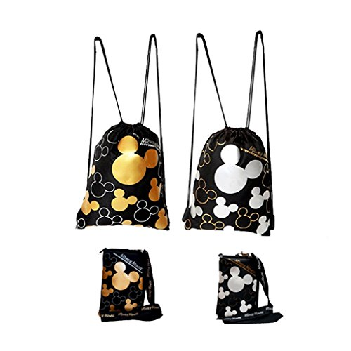 (Disney Mickey Mouse Drawstrings & Lanyards 4 Pack)