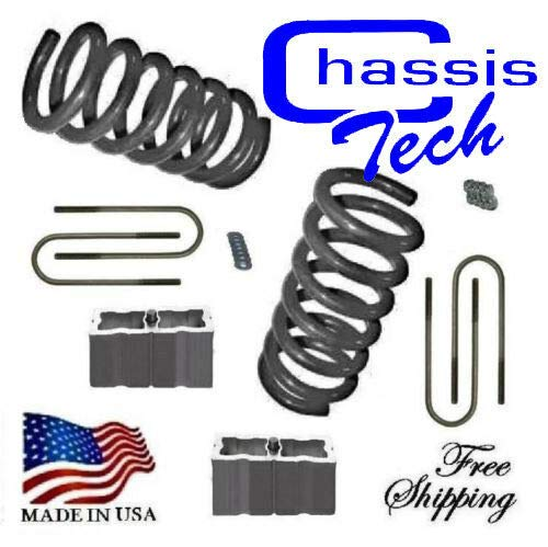 ChassisTech CrownSuspension Belltech DJM McGaughys 1995.5-2004 Tacoma 2WD 3