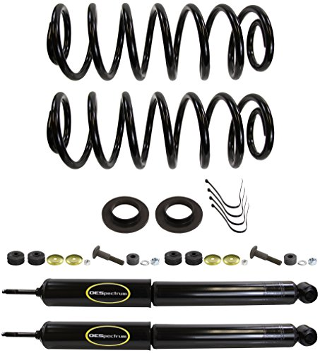 - Monroe 90003 Air Spring to Coil Spring Conversion Kit