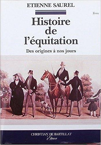 Livre gratuits en ligne Histoire de l'équitation epub pdf