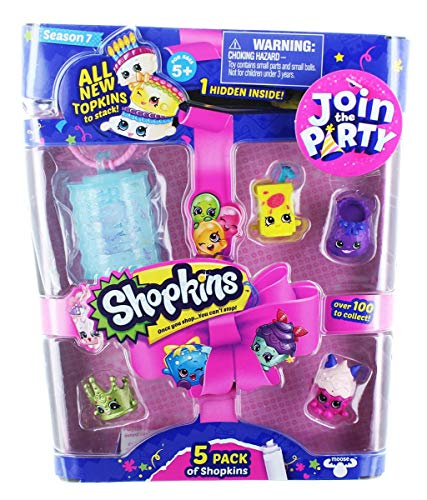 Shopkins S7 5Pk Toy - http://coolthings.us