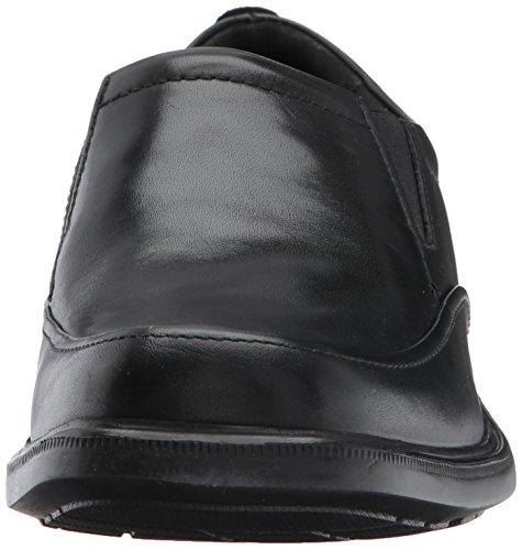 Hush Puppies Heren Platon Hopper Slip-on Loafer Zwart