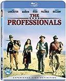 The Professionals [Blu-ray] [1966] [2008] [Region Free]