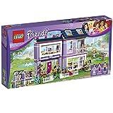 LEGO Friends - 41095 - Jeu De Construction - La Maison D'Emma