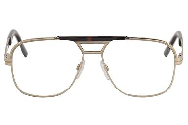 384d343c80 Amazon.com  Cazal Men s Eyeglasses 7069 003 Tortoise Gold Full Rim Optical  Frame 58mm  Clothing