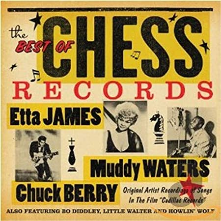 Amazon | B.O. Chess: Orig Versions in Cadillac Records | Various ...