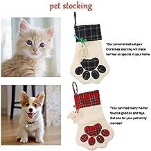 Christmas Stocking for Pet Dog Cat Personalized Christmas Stocking for Puppy