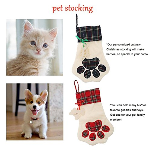 Christmas Stocking for Pet Dog Cat Personalized Christmas Stocking for Puppy