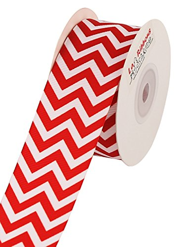laribbons-1-1-2-inch-wide-chevron-zigzag-printed-grosgrain-ribbon-by-10-yard-spool-250-poppy-red-