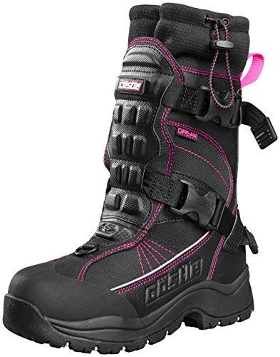 Castle X Barrier 2 Women's Snowmobile Boot Magenta SZ 10 by Castle X