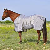 Cashel Crusader Lightweight Fly Sheet 66-68In Gray