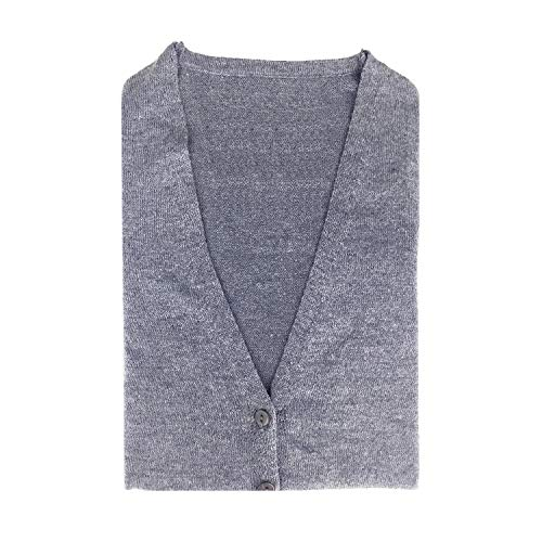 Col Classique Pull en M Laine V Basic Gilet Femme HIDOUYAL Cardigan 4qXO01