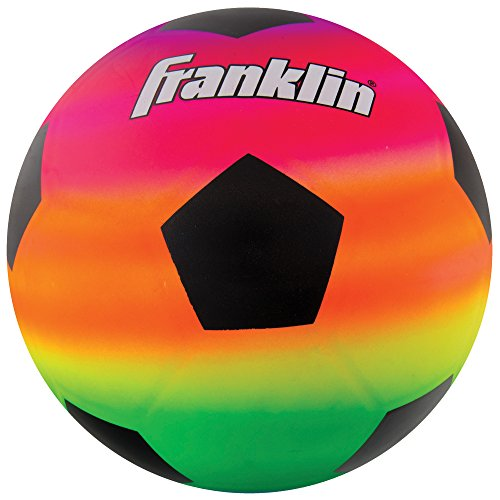 Franklin Sports PVC Vibe Playground Soccer Ball, 8.5