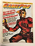 GamePro Magazine July 1991 Issue - Blast Off With the Rocketeer! - From the Movies to Your NES