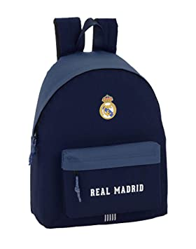 Real Madrid CF Mochila Grande Escolar, Casual: Amazon.es: Juguetes ...