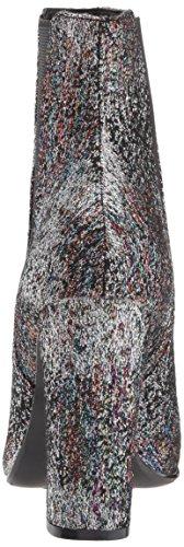 Donna Metallic col Madden 001 Tacco Scarpe Multi Multicolore Chiusa Effect Steve Punta 4vp0qHnn
