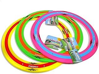 Frisbee-Ring Neon, 1 Stk, 25cm