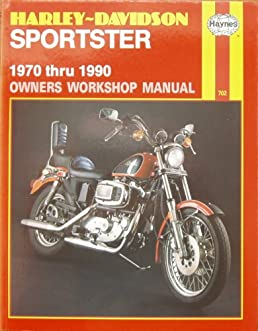 harley davidson sportster owners workshop manual haynes motorcycle rh amazon com Haynes Repair Manual Online View Haynes Repair Manuals Mazda