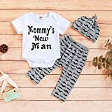Baby Boy T-Shirt Clothes Shark and Print Summer