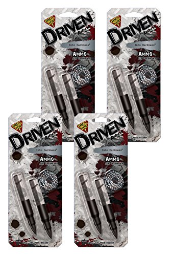 Bullet Air - Refresh Your Car! Driven 84107 Scented Bullets, 4-Pack