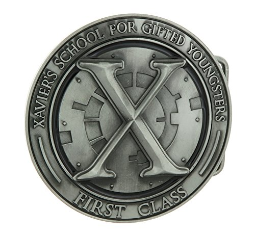 Marvel X-Men First Class Xavier's School For Gifted Youngsters Belt -
