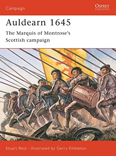 Read Online Auldearn 1645: The Marquis of Montrose's Scottish campaign ebook