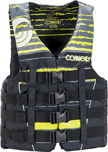 - CWB Connelly Skis Men's Volt 4-Buckle Nylon Vest, Medium