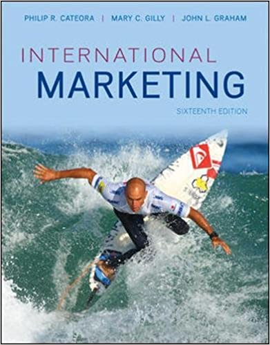 ?OFFLINE? International Marketing (Irwin Marketing). vende after Hoping entidad Gilde Updated