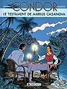 Condor : Le Testament de Marius Casanova par Autheman