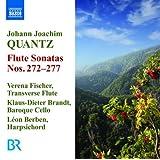 Quantz: Flute Sonatas Nos. 272-277