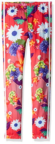 Big Originals floreale Girls adidas S White Multi con Leggings stampa I7xvXg