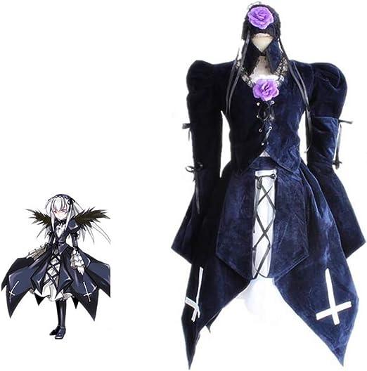 SHIXUE Rozen Maiden Disfraz Cosplay Adulto Disfraz De Halloween ...