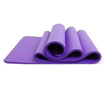 GOPG Estera de Yoga - Adecuado para Todo Tipo de Yoga ...