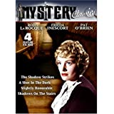 Mystery Classics (The Shadow Strikes/A Shot In The Dark/Slightly Honorable/Shadows on the Stairs)