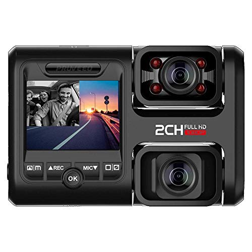 Dual Dash Cam, OOOUSE 1080P Full HD Car DVR Dashboard for sale  Delivered anywhere in Canada