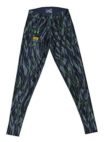 Under Armour Men ColdGear® Run Leggings (XL, Graphite)