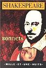 Les Sonnets par Shakespeare