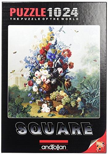 Anatolian Flowers Bouquet Jigsaw Puzzle (1024 (Build A Flower Bouquet)