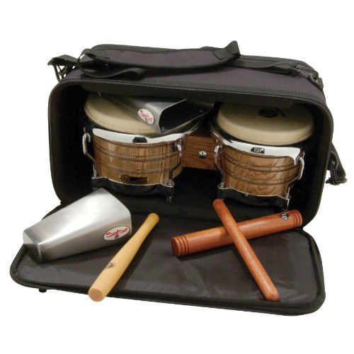 - Latin Percussion LP533-BK Pro Bongo Bag