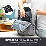 [Upgraded] BJKing Hearing Protection Ear Muffs with