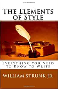 elements of style william strunk pdf